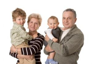 Moderne bedsteforældre lever et aktivt liv